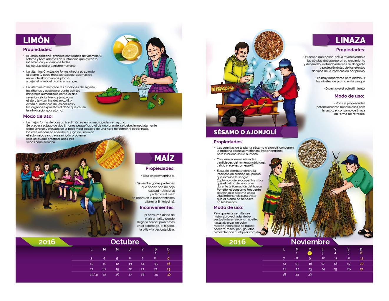 Otros / Revistas / Calendarios